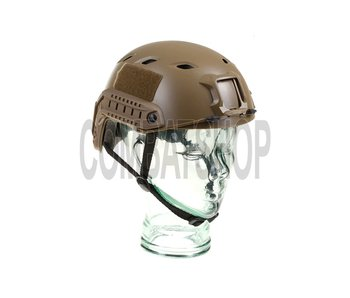 Emerson Fast Helmet ECO-Version BJ Type TAN