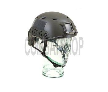 Emerson Fast Helmet ECO-Version BJ Type FOLIAGE GREEN