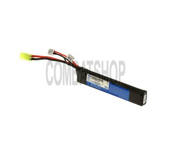 Pirate Arms Li-po 7.4V 1100mAh 20C Stock Tube Type