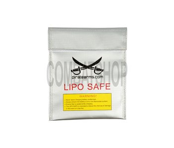 Pirate Arms LiPo Safety-Bag