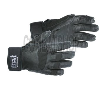 Petzl CORDEX PLUS Rappelling Gloves Black