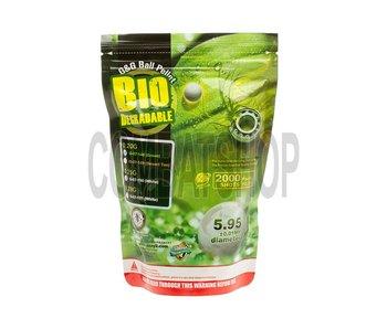 G&G 0.20g Bio Precision 2000rds Green