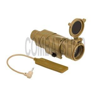 Element M3X Tactical Illuminator Long FDE