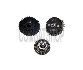 Ares 16:1 Hi-Speed Steel Gear Set