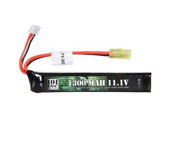 101Inc. LI-PO Batterij 11.1V 1300Mah Stick