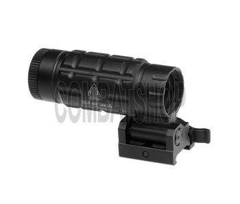 Leapers 3x Flip-to-Side QD Magnifier TS