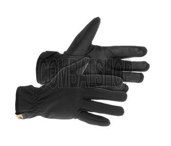 Claw Gear Softshell Gloves Black