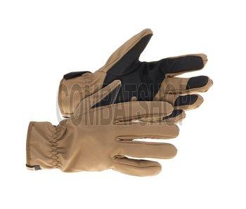Claw Gear Softshell Gloves Tan