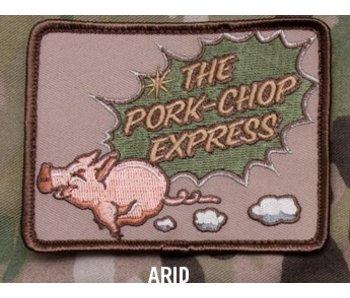 Pork Chop patch, arid