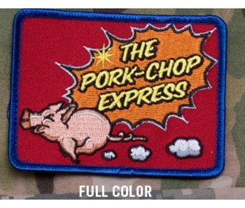 Pork Chop patch, hc