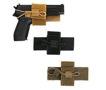101Inc. Velcro Pistol Holster