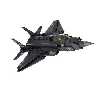 Sluban Lightning II fFghter Aircraft