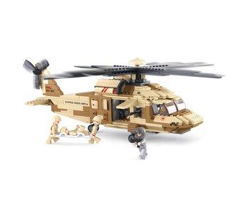 Sluban Black Hawk Helicopter