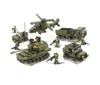 Sluban Army Set