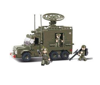 Sluban Radar Truck