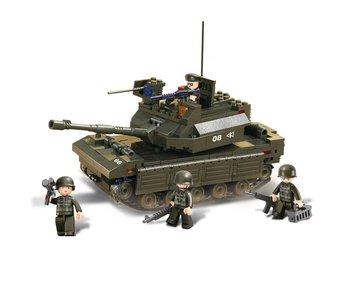 Sluban Tank Style 3