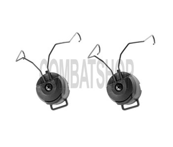 FMA Rail Adapter for SRD Headsets Black
