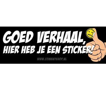 Combatshop Sticker #1 (10st.)