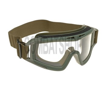 Pirate Arms DLG Goggles OD - Clear
