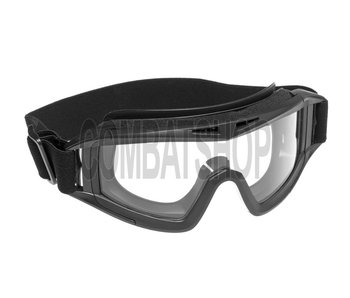 Pirate Arms DLG Goggles Black - Clear