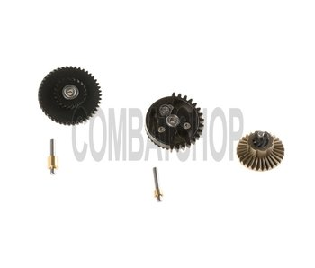 BD Custom 100:300 Super Highspeed 3 Bearing Gear Set