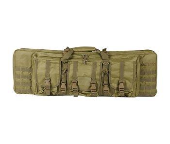 """Valken Tactical 42"""" Double Gun Bag Tan"""