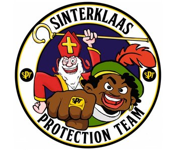 PVC Sinterklaas Protection Team patch