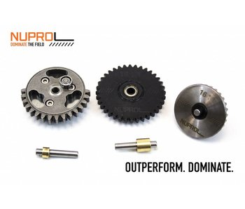 WE NUPROL 16:1 High Speed Gear set
