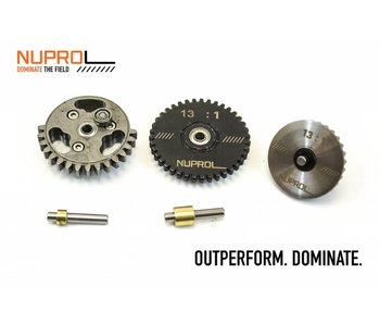 WE NUPROL 13:1 Ultra High Speed Gear Set