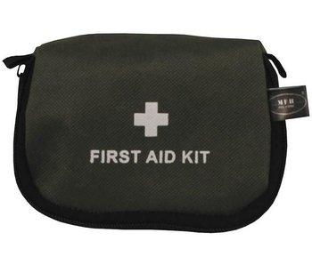 MFH First-Aid set, Klein, Olive Drab, 14x9x5cm