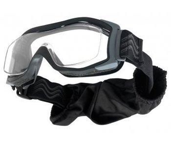 Bollé X1000 Ballistic Goggles Black (RX/Bril)