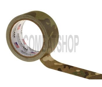 Pro Tapes Cloth Concealment Tape 2 Inches x 10 yd - Multicam