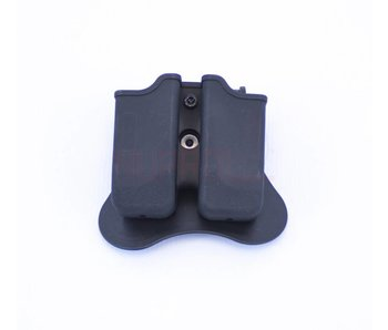 WE NUPROL NP EU G17/G18 Series Double Magazine Pouch