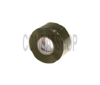 Pro Tapes Self Fusing Silicone Tape 1 Inch x 10ft - Olive Drab (OD)