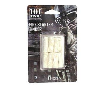 101Inc. Fire Starter Tinder (8stuks)