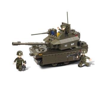Sluban Tank M38