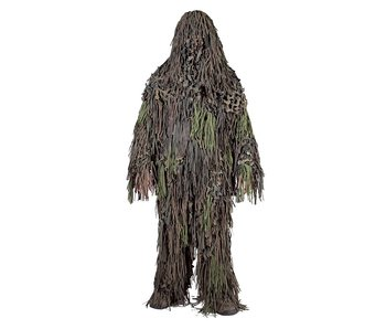Jackal Ghillie Suit Woodland