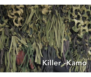 Jackal Ghillie Suit Killer-Camo