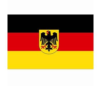Fosco Vlag Duitsland & Adelaar