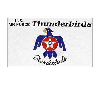 Fosco Vlag US Thunderbirds