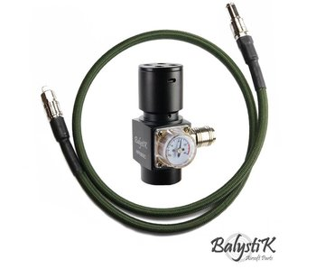 Blystik HPR800C Regulator Olive Drab (OD)