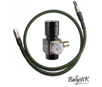 Blystik HPR800C Regulator Olive Drab (OD)