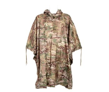 101Inc. Recon Poncho Multicam