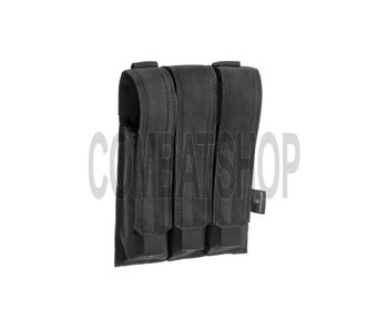 Invader Gear MP5 Triple Mag Pouch Black