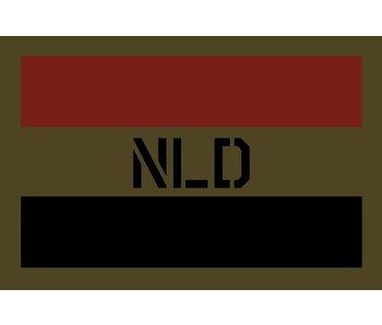 NLD PATCH LASER Olive Drab (OD) V1