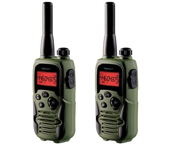Topcom 9500 Twin Talker Porto Set (2st.)