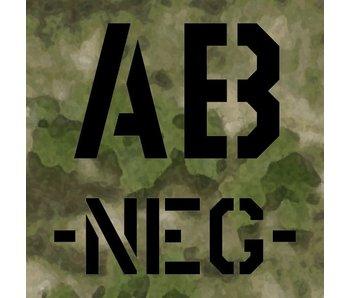 Blood Typ AB -NEG- ATACS FG