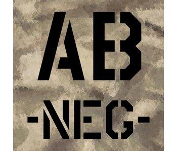 Blood Typ AB -NEG- ATACS AU