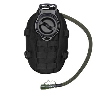 101Inc. Waterpack Hydration Pouch Black