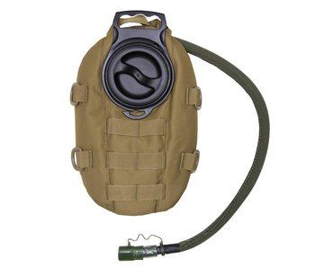 101Inc. Waterpack Hydration Pouch Tan